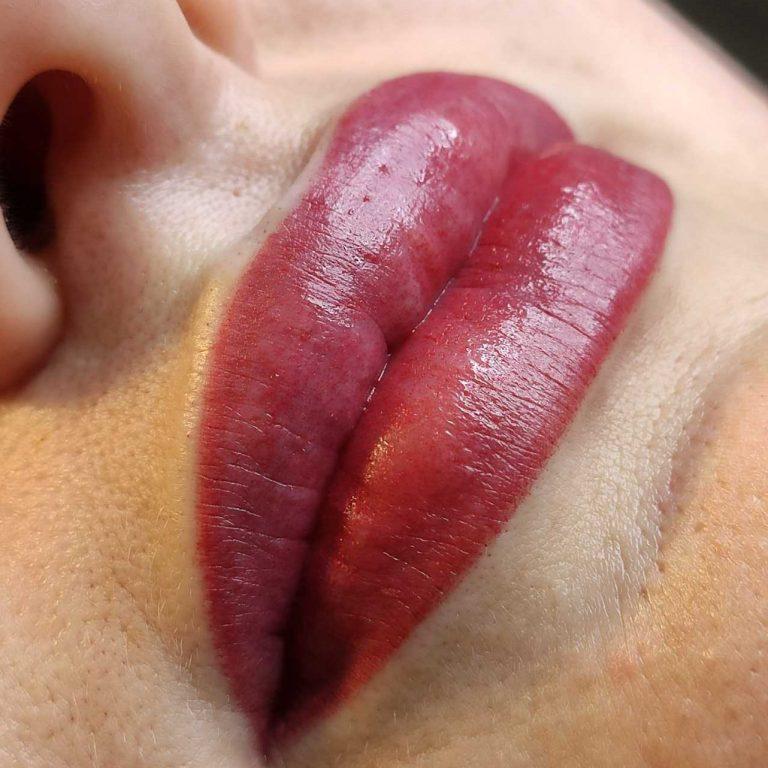 Татуаж губ Николаев 56